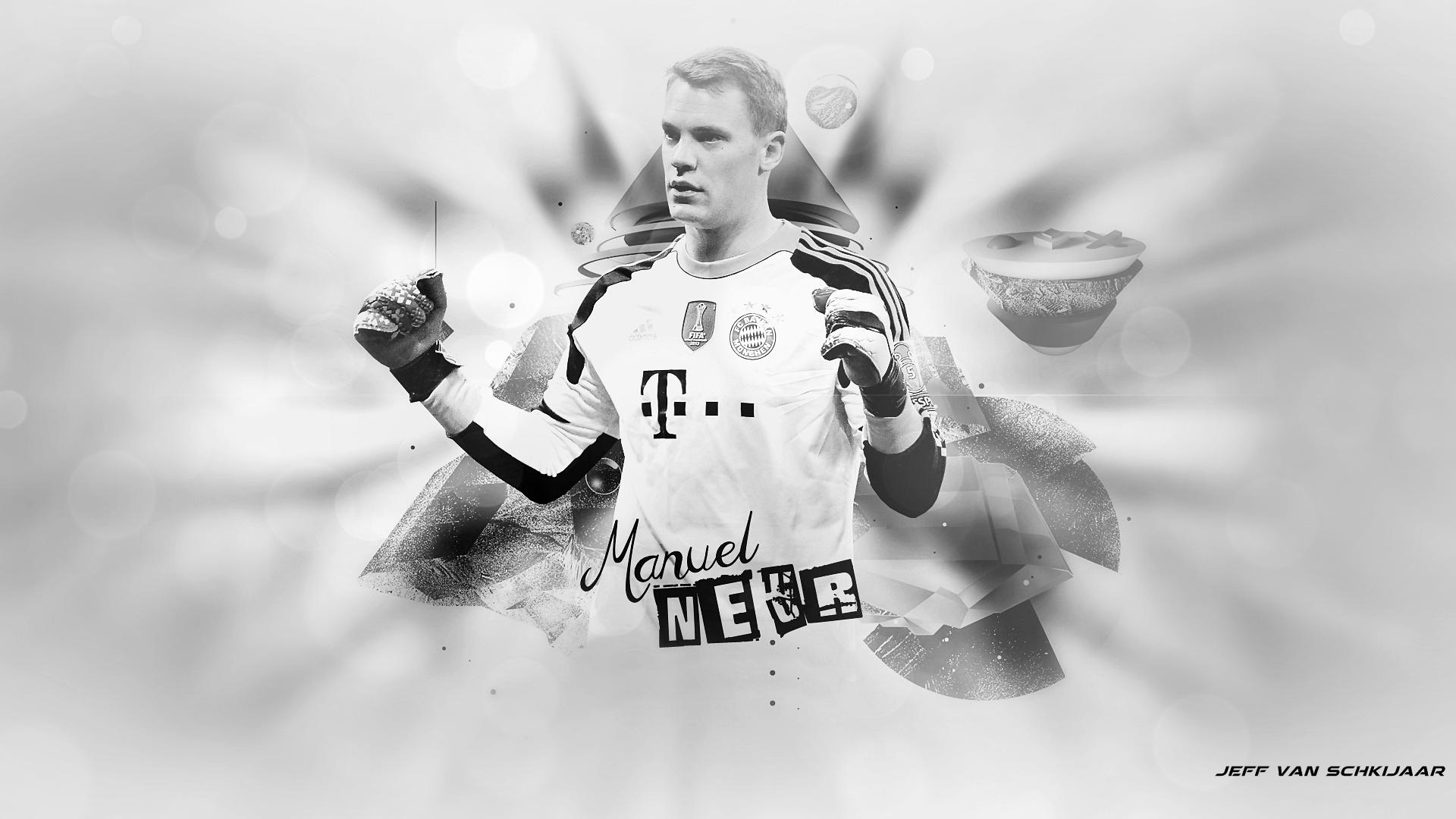 Germany Bayern Muenchen Goal Keeper Manuel Neuer Bayern Munich Bayern Bayern Munchen