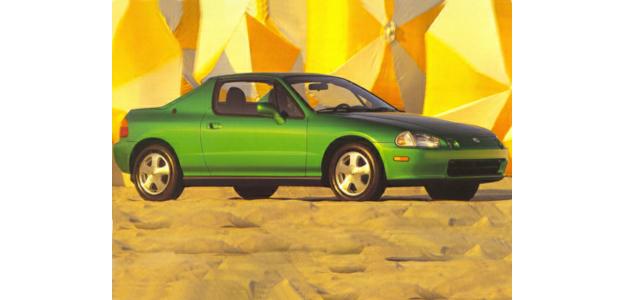 1993 Honda Del Sol