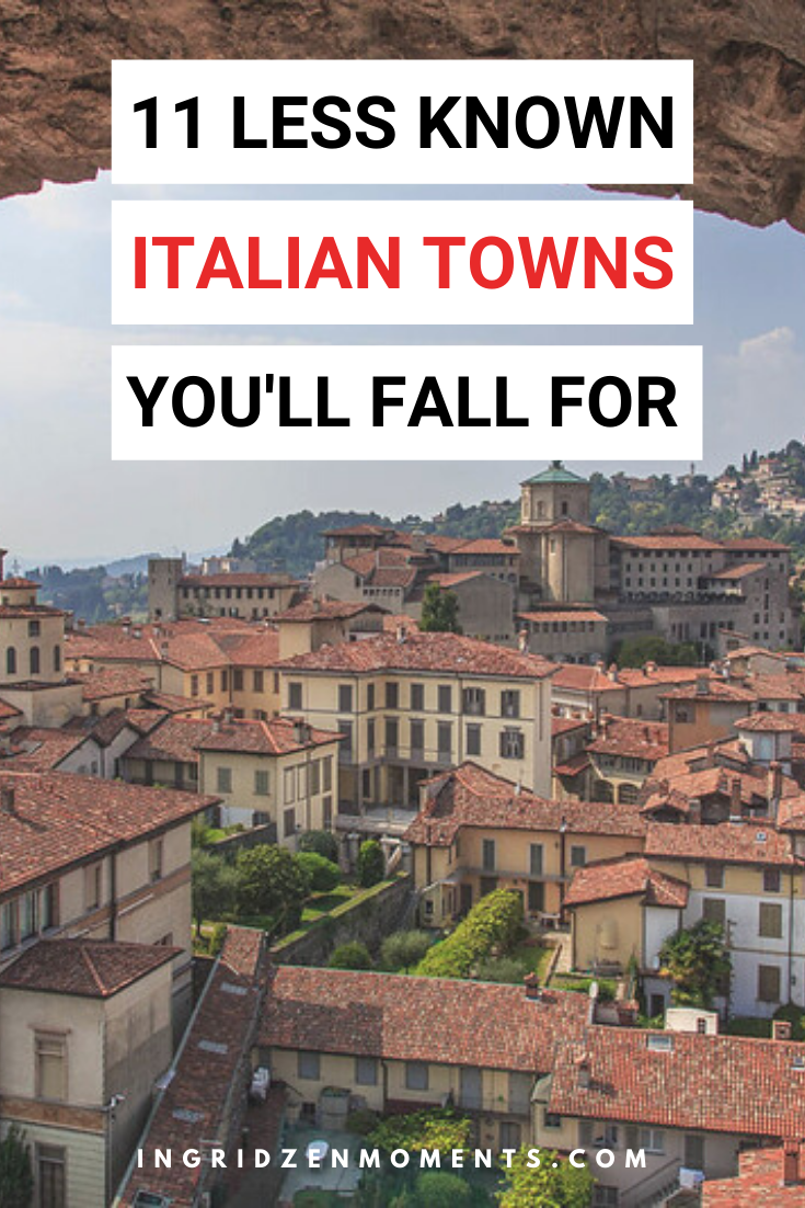 Photo of I'm sharing my favorite less known Italy travel destinations I loved so much and…