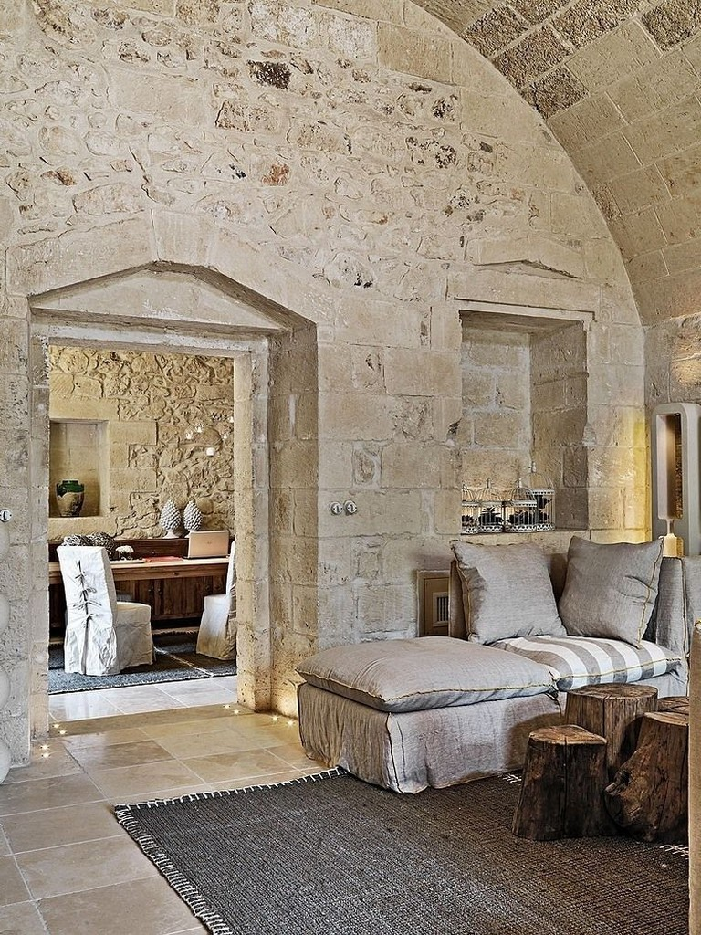 24 Beautiful Rustic Italian Houses Decorating Ideas Rusztikus