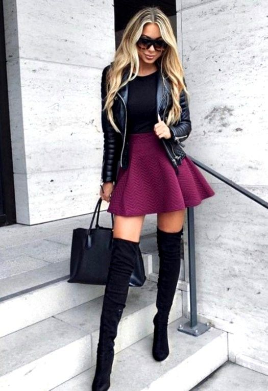 25 Modish Winter Outfits Ideas for Going Out to Try Now
