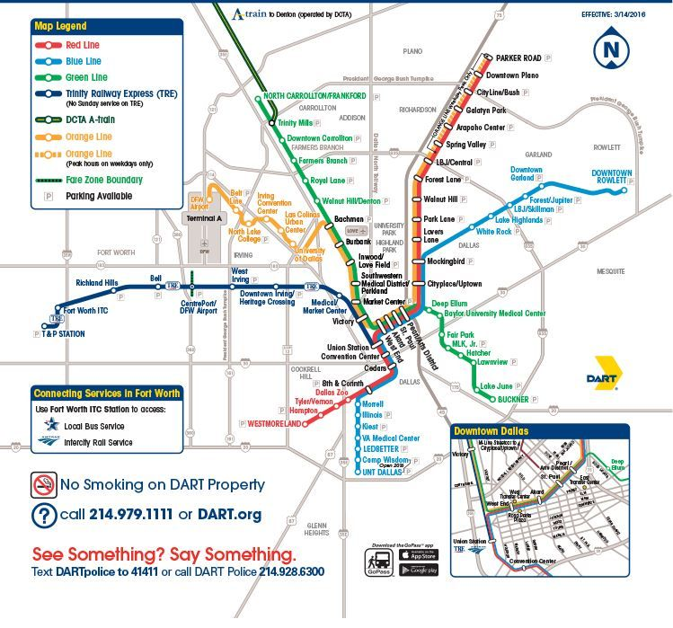 20 years and 90 miles later, how light rail has transformed Dallas ...