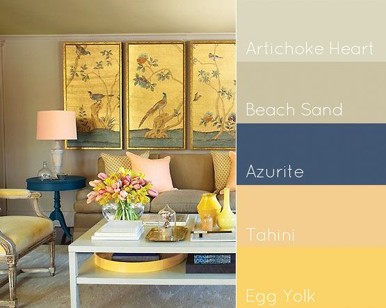 Home Blog / Interior Paint Palettes We Love by COLOURlovers ...