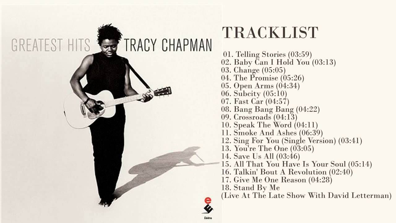 Tracy chapman best songs tracy chapman greatest hits the best of t