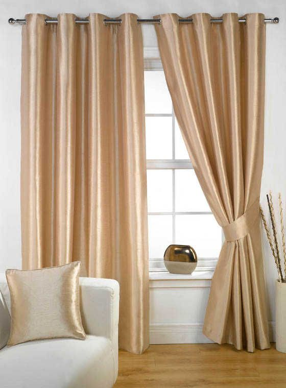 ms all de los muebles del color de las paredes y de la mesas de centro las cortinas crearn un espacio armnico entre todos los elementos de tu sala