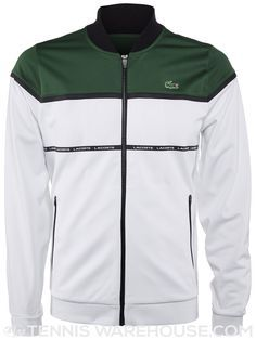 e1f91ecb62f Lacoste Men s Fall Taped Jacket