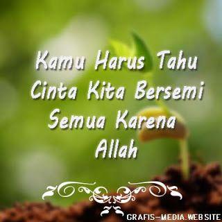 Gambar Kata Bijak Cinta Islami