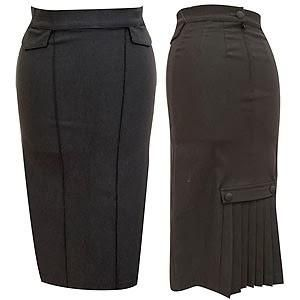 42e58825ba faldas de moda parte de atras - Buscar con Google
