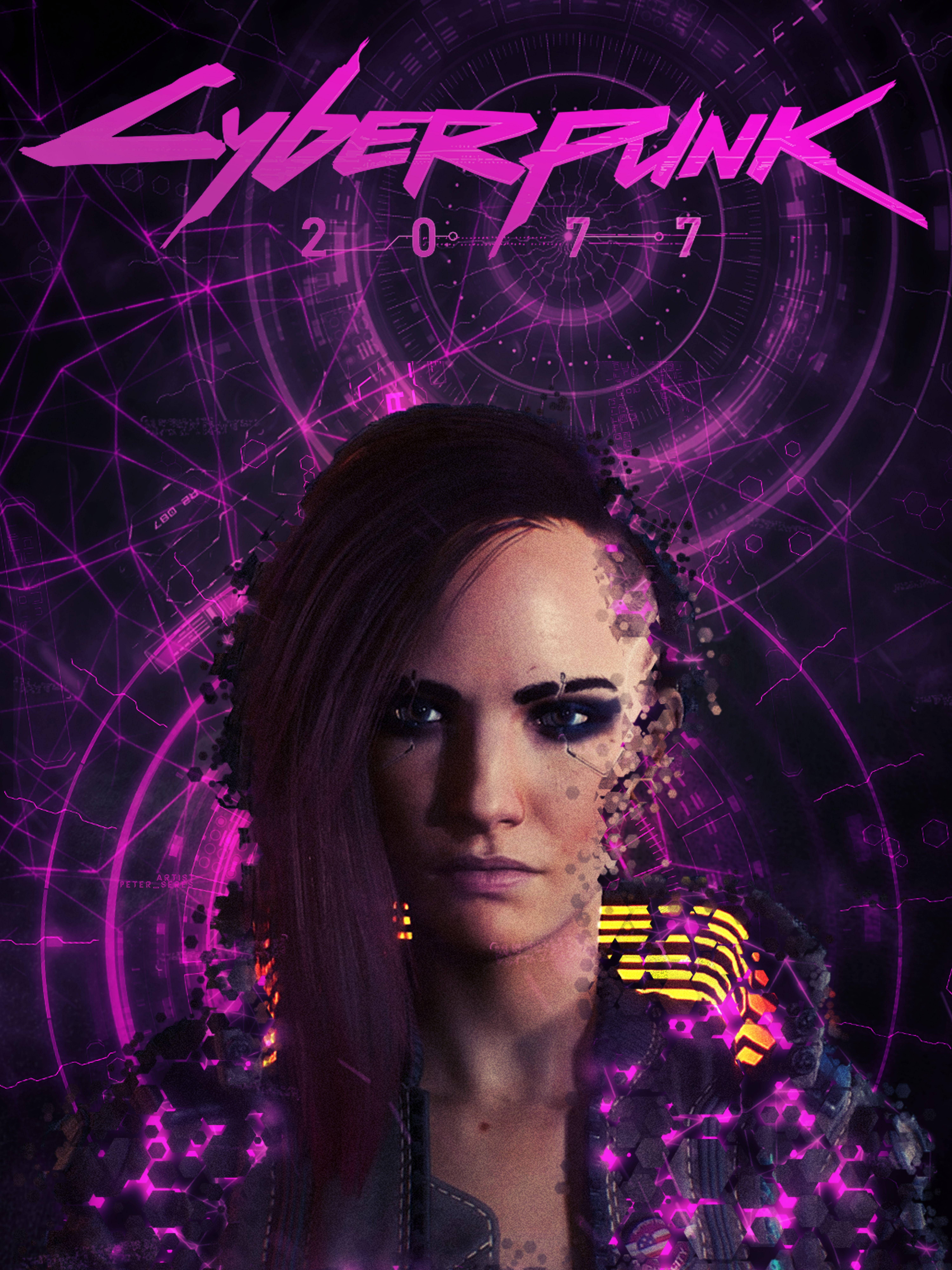 Pin by Hu Y on Cyberpunk Cyberpunk aesthetic, Cyberpunk