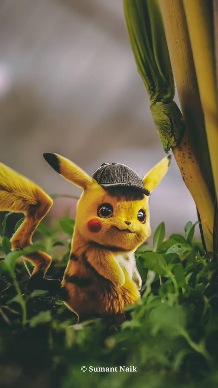 Detective pikachu Wallpaper by Sumant1415 40 Free on
