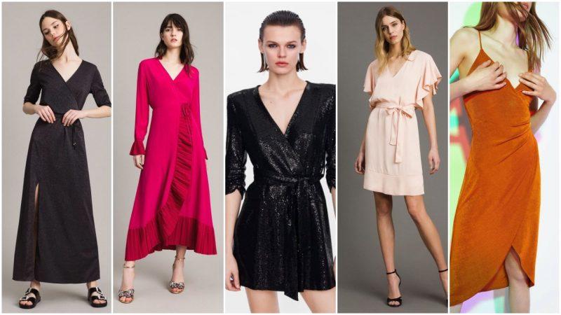 c75461de417f Vestidos cruzados de moda verano 2020 - Tendencias - Partylook ...