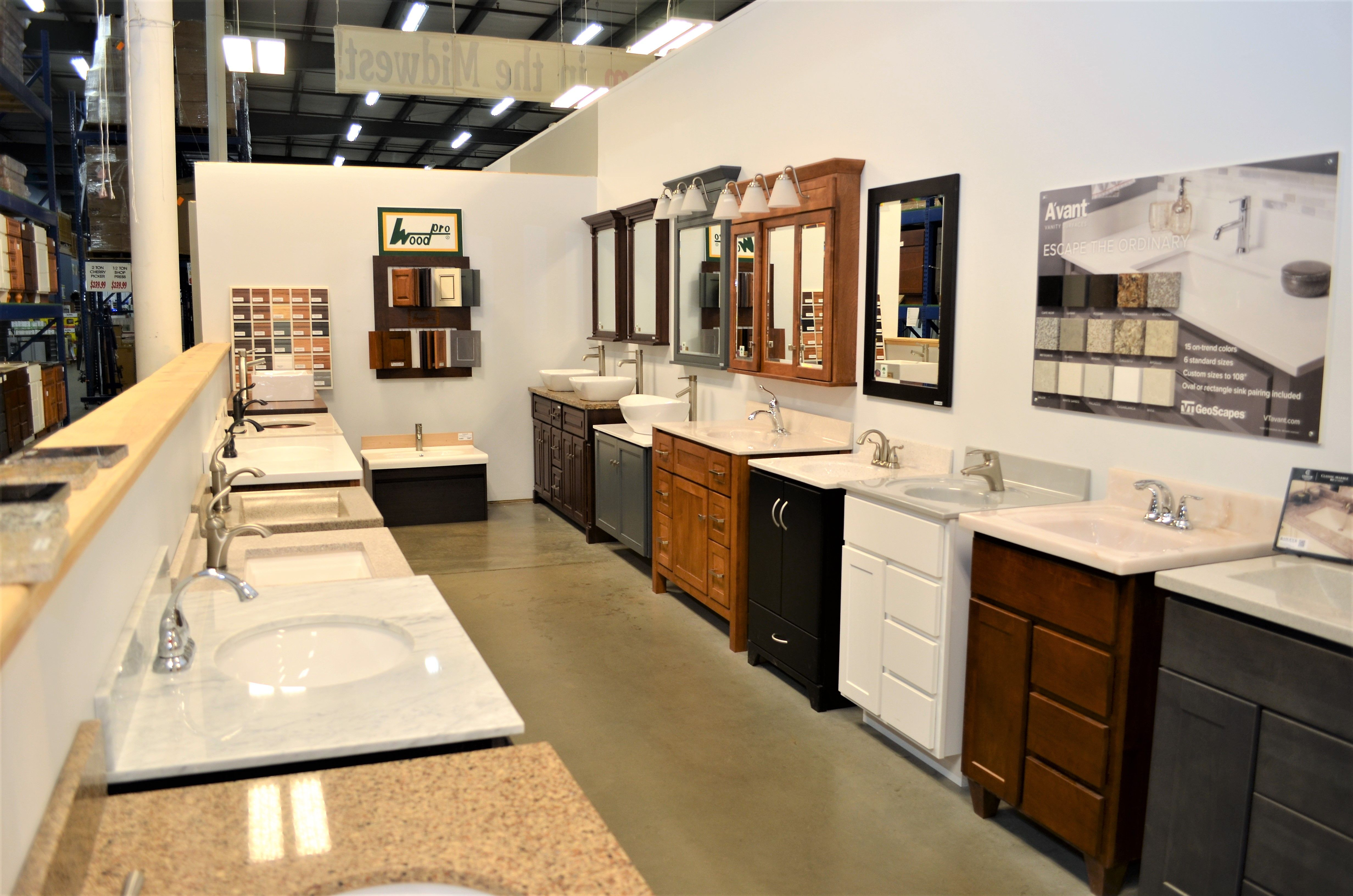 Bailey S Cabinet Showroom Cabinet Manufacturers Cabinet ...