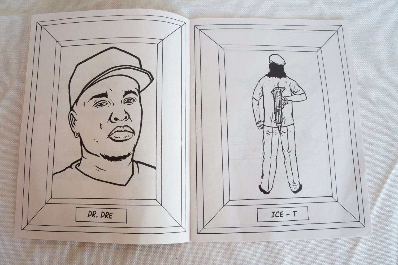 Gangsta Rap Coloring Book New Gangsta Rap Coloring Book Pages Coloring Books Crayola Coloring Pages Gangsta Rap