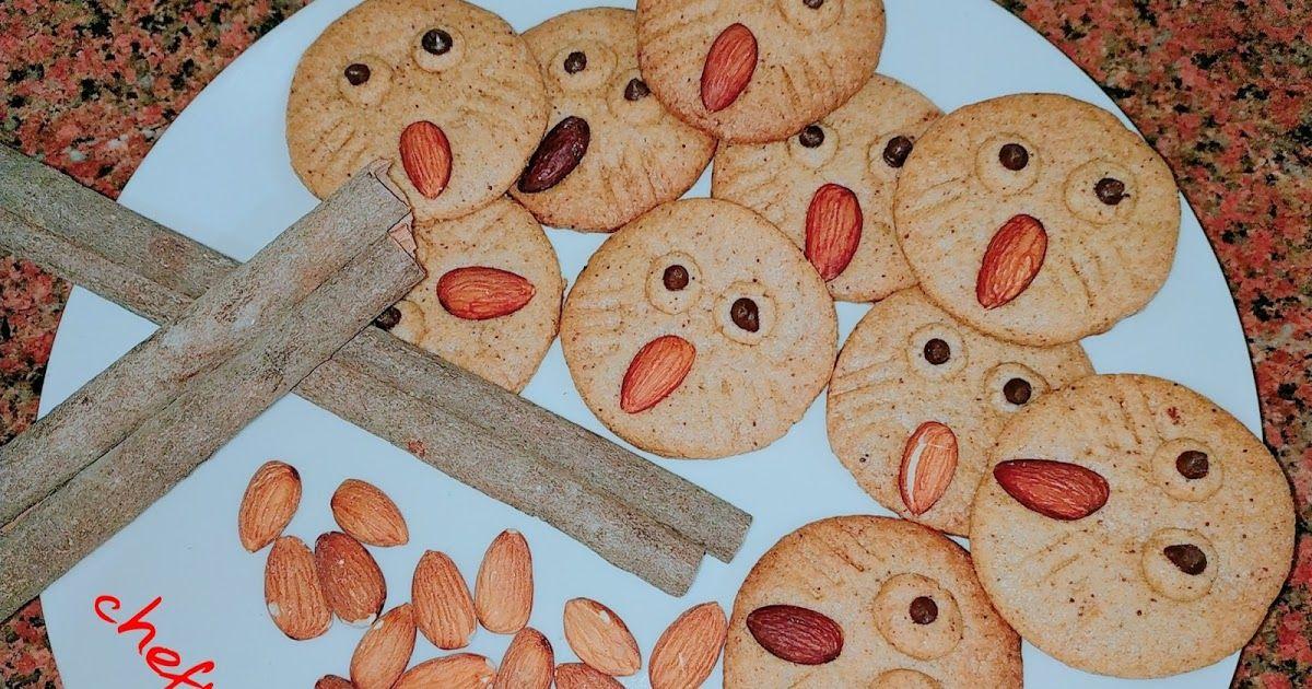 طريقة عمل بسكويت القرفة Cooking Recipes Gingerbread Cookies Gingerbread
