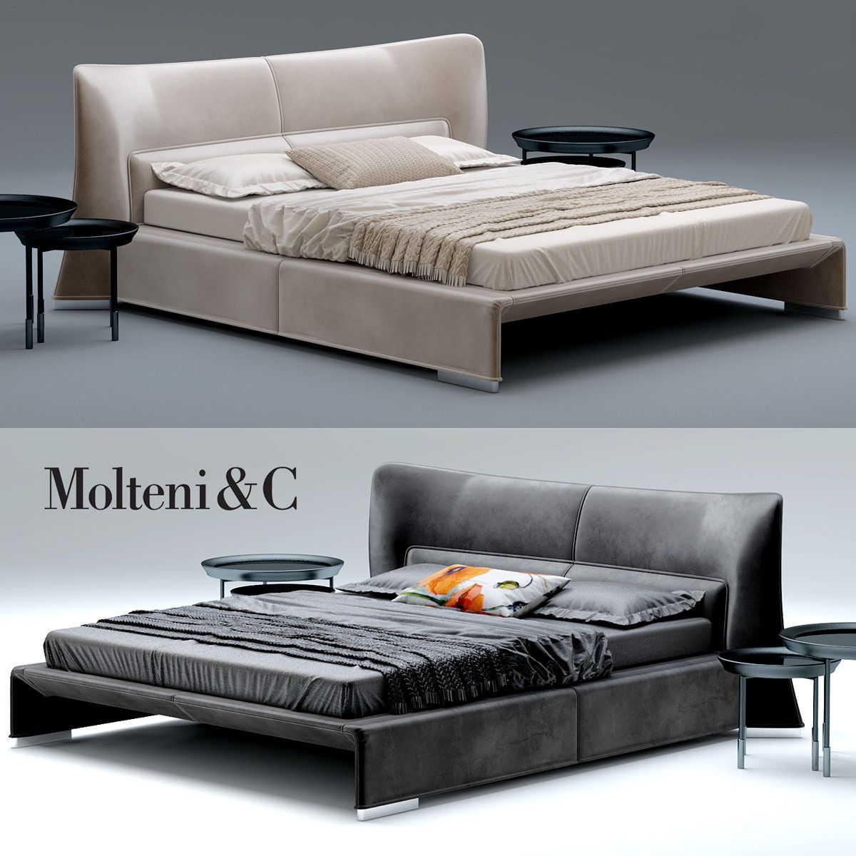 3d glove bed molteni model camas de disea o milimslista pinterest