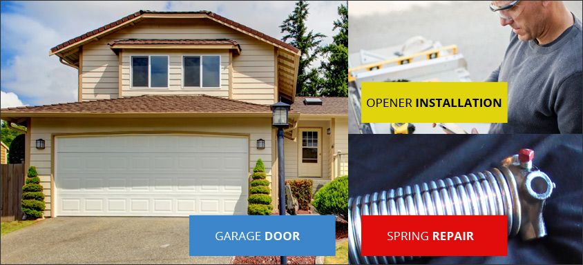 Littleton Garage Door Repair Company Offers Collection Of Garage Door  Services Such As Spring Repair And