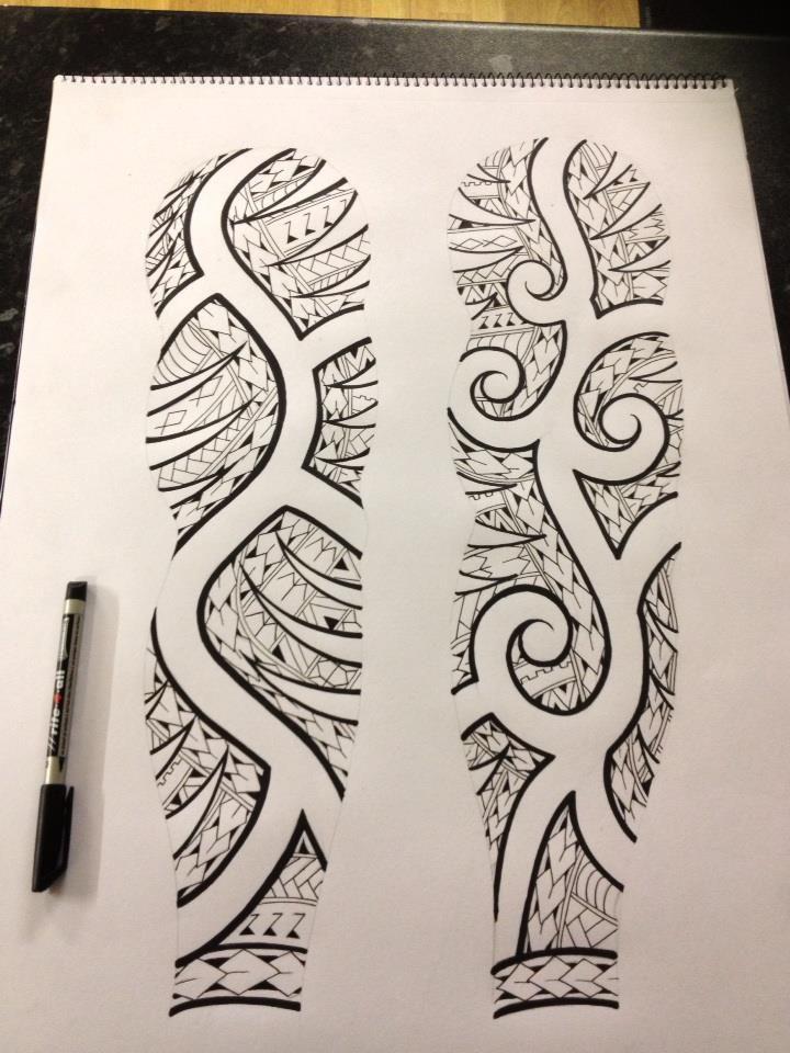 Another maori style design i sketched yesterday maori for Turkish mafia tattoos
