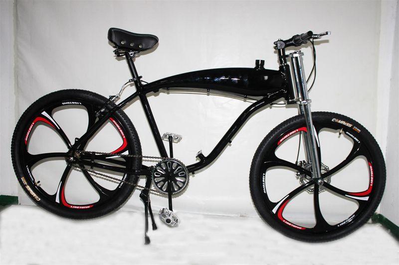 Zeda Screaming Demon V2 Engine-Ready Motorized Bicycle