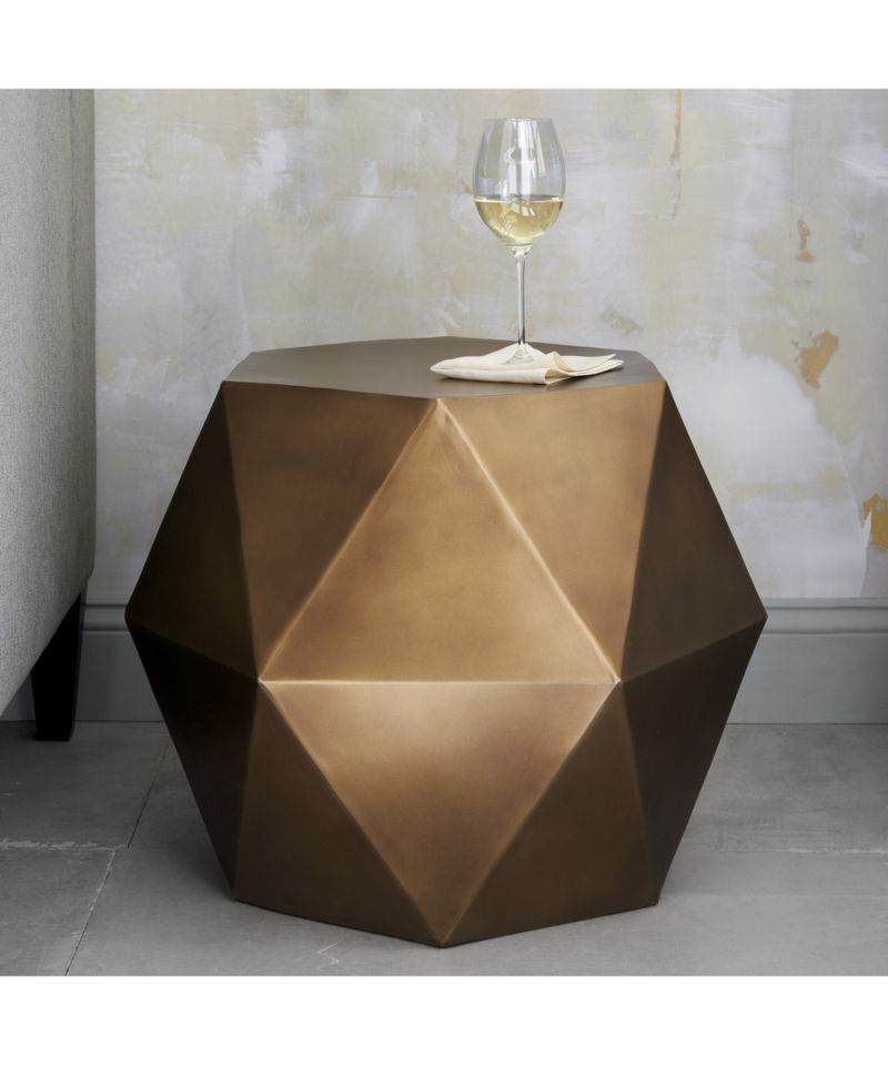lucida side table side table end