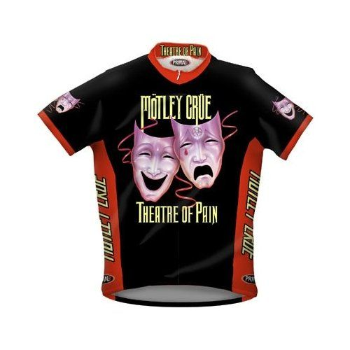 Primal Wear Mens Motley Crue Theatre of Pain Rock Short Sleeve  3f053e263