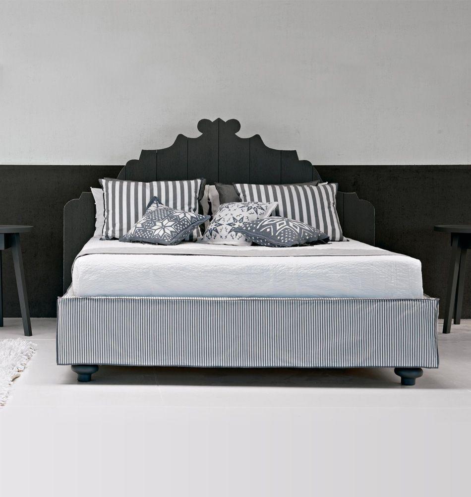 Gervasoni Bett Skandinavisches Schlafzimmer Www Milanari Com Graues Bett Holzbett Maritime Mobel
