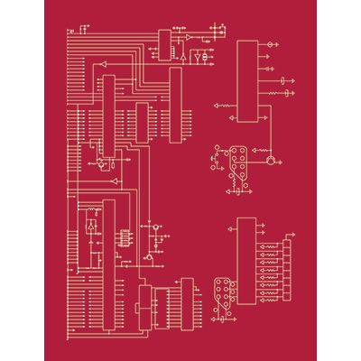 Nintendo | City Prints Map Art | a print of the schematic for the ...