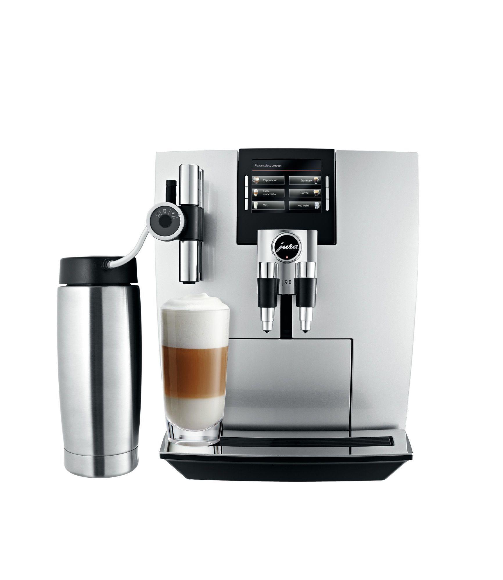 J90 One Touch TFT Espresso Machine Automatic coffee