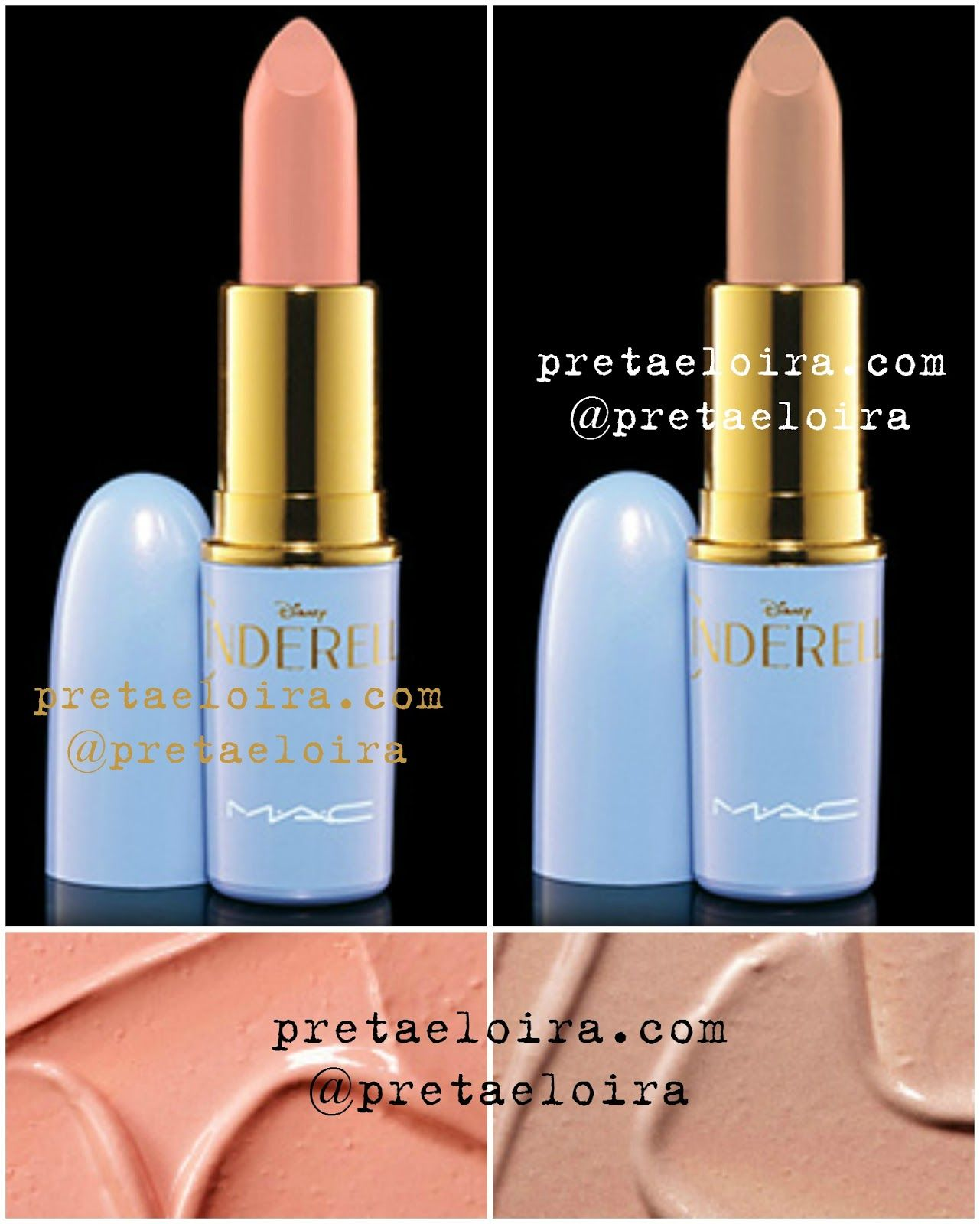 Lip Drama Mac X Cinderella A Closer Look At The