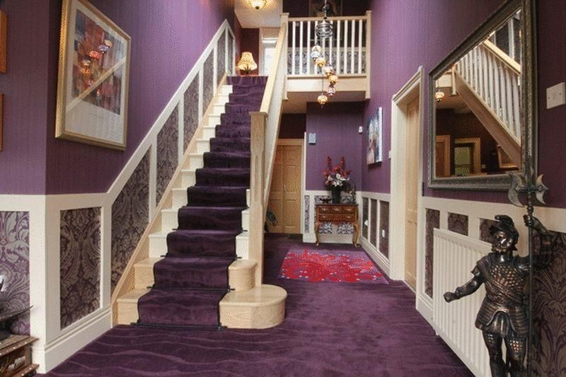 Best The Beautiful Carpeting Stair Design Idea White The 400 x 300
