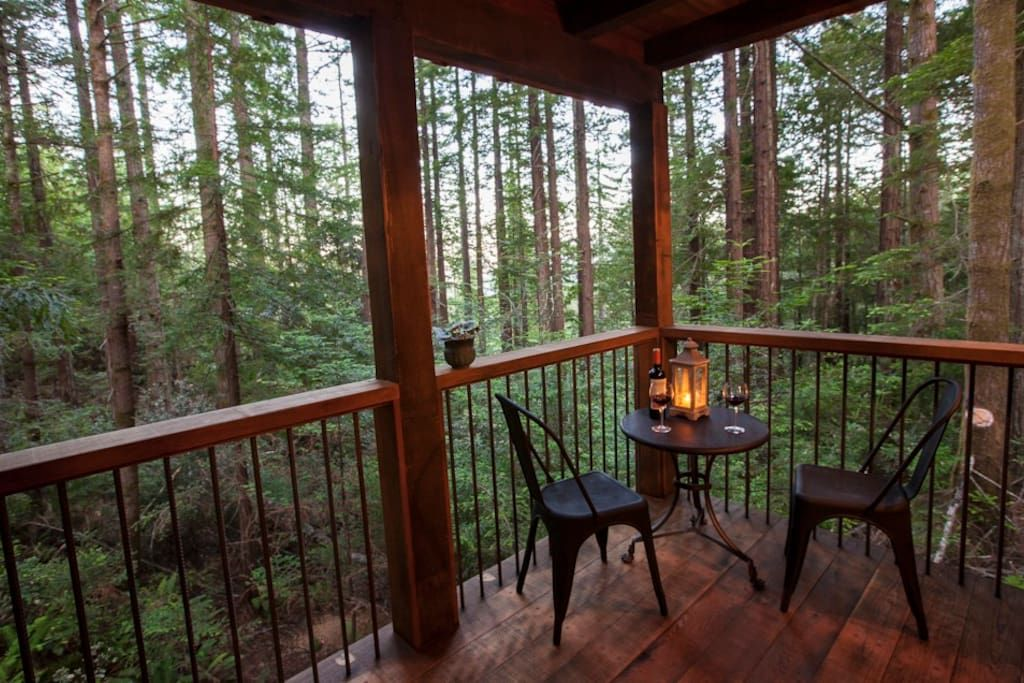 Check Out This Awesome Listing On Airbnb: Handcrafted Hideaway Near  Mendocino   Cabins For Rent