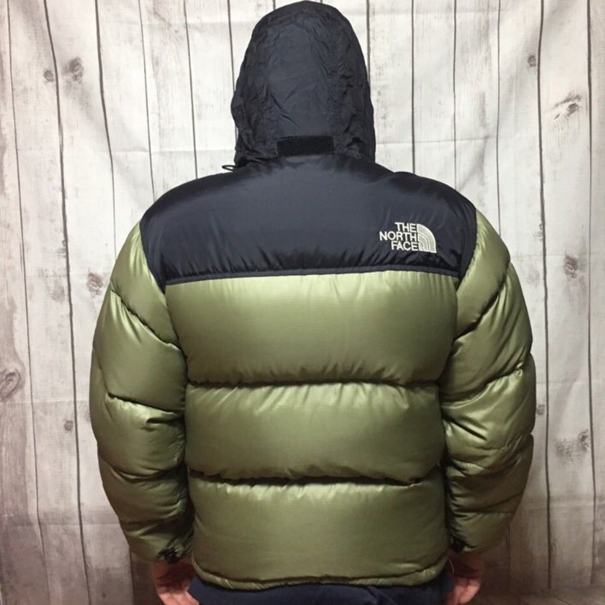 The North Face Nuptse 700 Down Puffer M The North Face North Face Nuptse North Face Puffer Jacket [ 1200 x 1200 Pixel ]