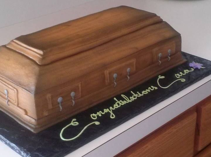 CONFESSIONS OF A FUNERAL DIRECTOR » Serving Up the Ultimate Collection of Death Cakes
