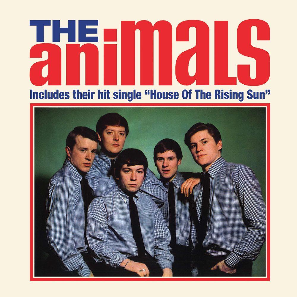 1964 The Animals Eric burdon, Rock album covers, Music
