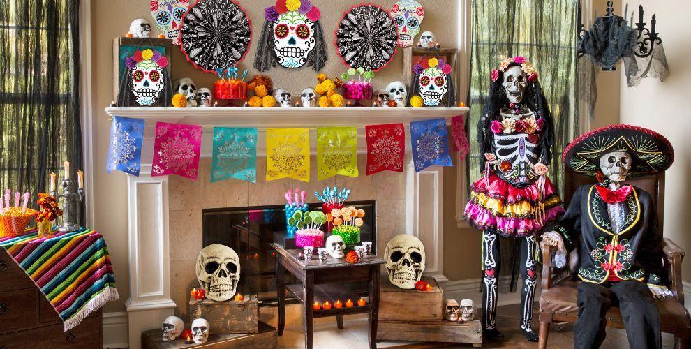 Lovely Dia De Los Muertos Home Decor 6 In Decorating Home Ideas