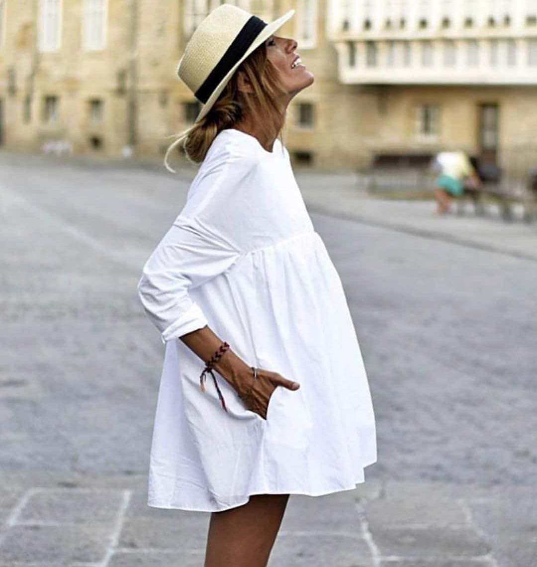Trendy Cute And Comfy Vacation Outfit Beautiful Dress Designs White Dress Summer Fashion