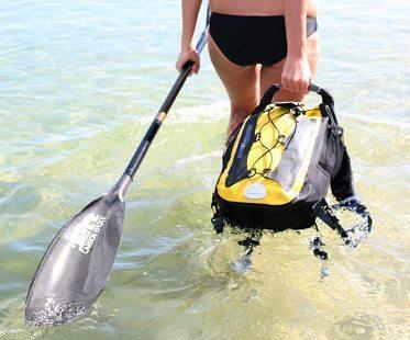 Waterproof Backpack Kayak camping, Kayaking, Waterproof