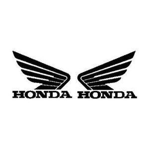 Honda Wings Logo Sticker Honda Wing Motorcycle Logo Honda