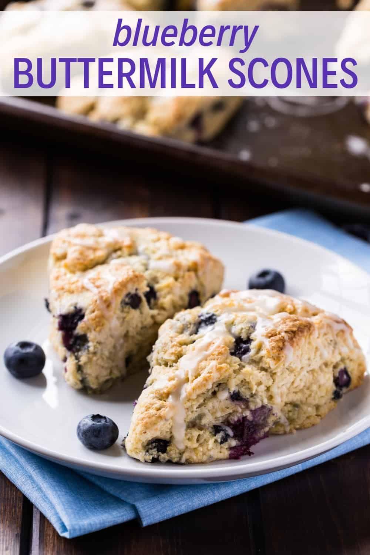 Blueberry Scones Recipe Buttermilk Scone Recipe Blueberry Recipes Blueberry Scones Recipe