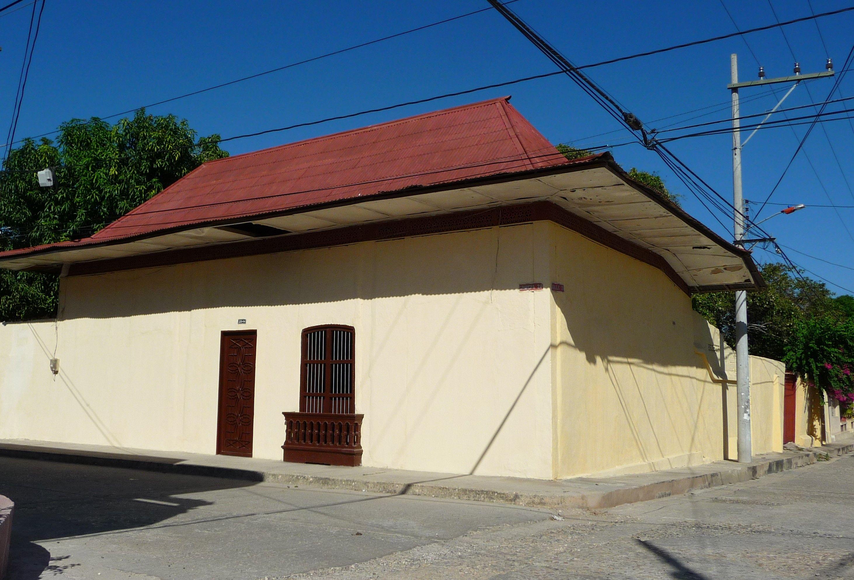 Casa de zinc 1.