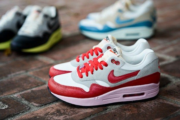 Nike WMNS Air Max 1 Vintage Pack (Wiosna 2013) | Sneakers