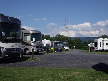 Shenandoah Valley Campground At Mount Jackson Virginia United States Passport America Discount Camping Club Shenandoah Valley Campground Shenandoah