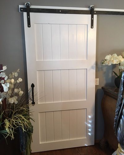 Beautiful Sliding Barn Doors From His Her Home Reclaimed Or New Wood Single Or Double Doors We Bring These Barn Doors Sliding Barn Door Barn Door Designs