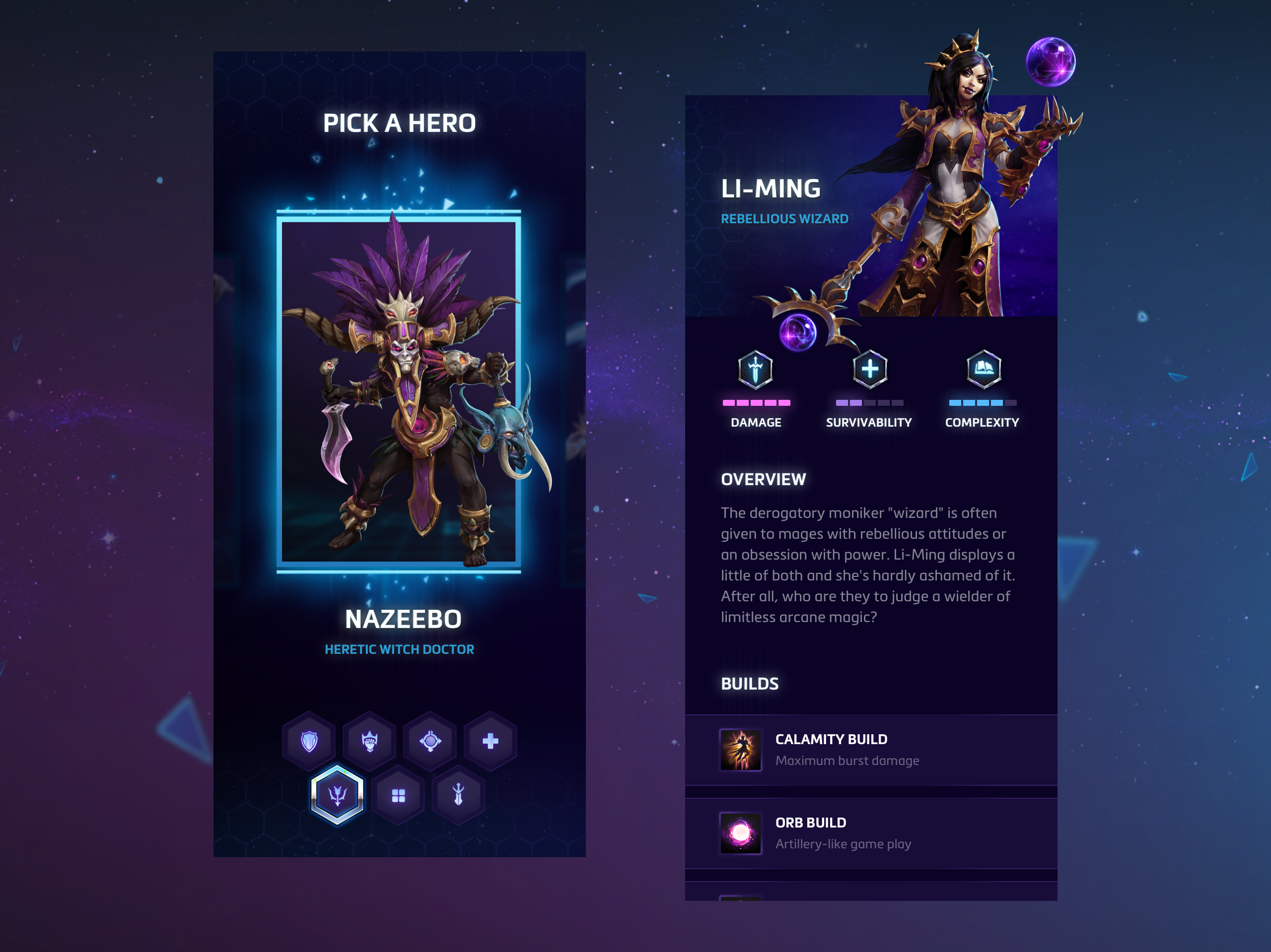 Icy Veins Concept Heroes Of The Storm Heroes Of The Storm Icy Veins Hero Collaborative list created by player votes. pinterest