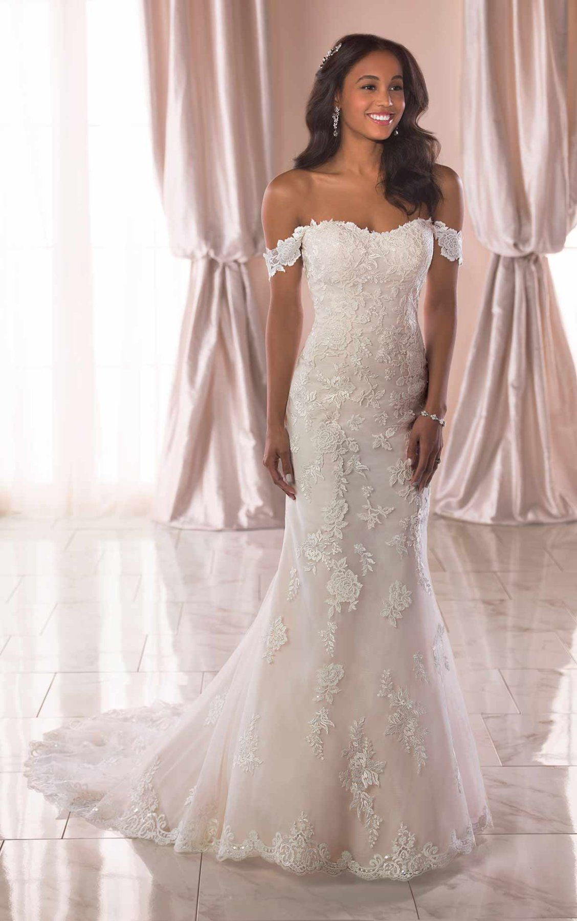 Find Your Dream Dress Affordable Wedding Dresses Designs For Every Size Www Stellayork Com