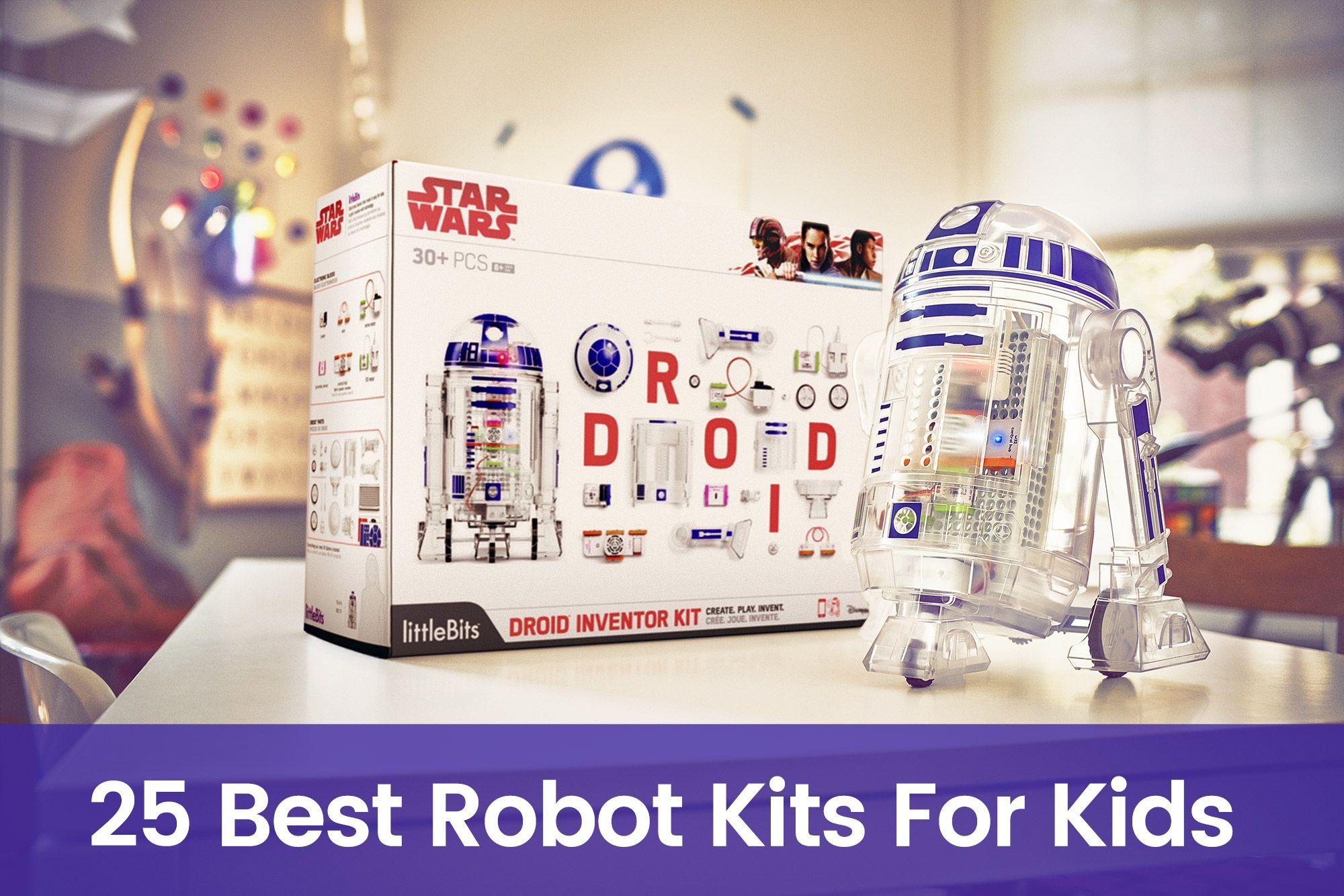 Robot Kits for Kids Kids Science Ideas Pinterest