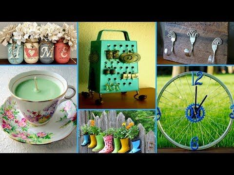 50 Creative Ways To Reuse Old Household Items - How To Use ...