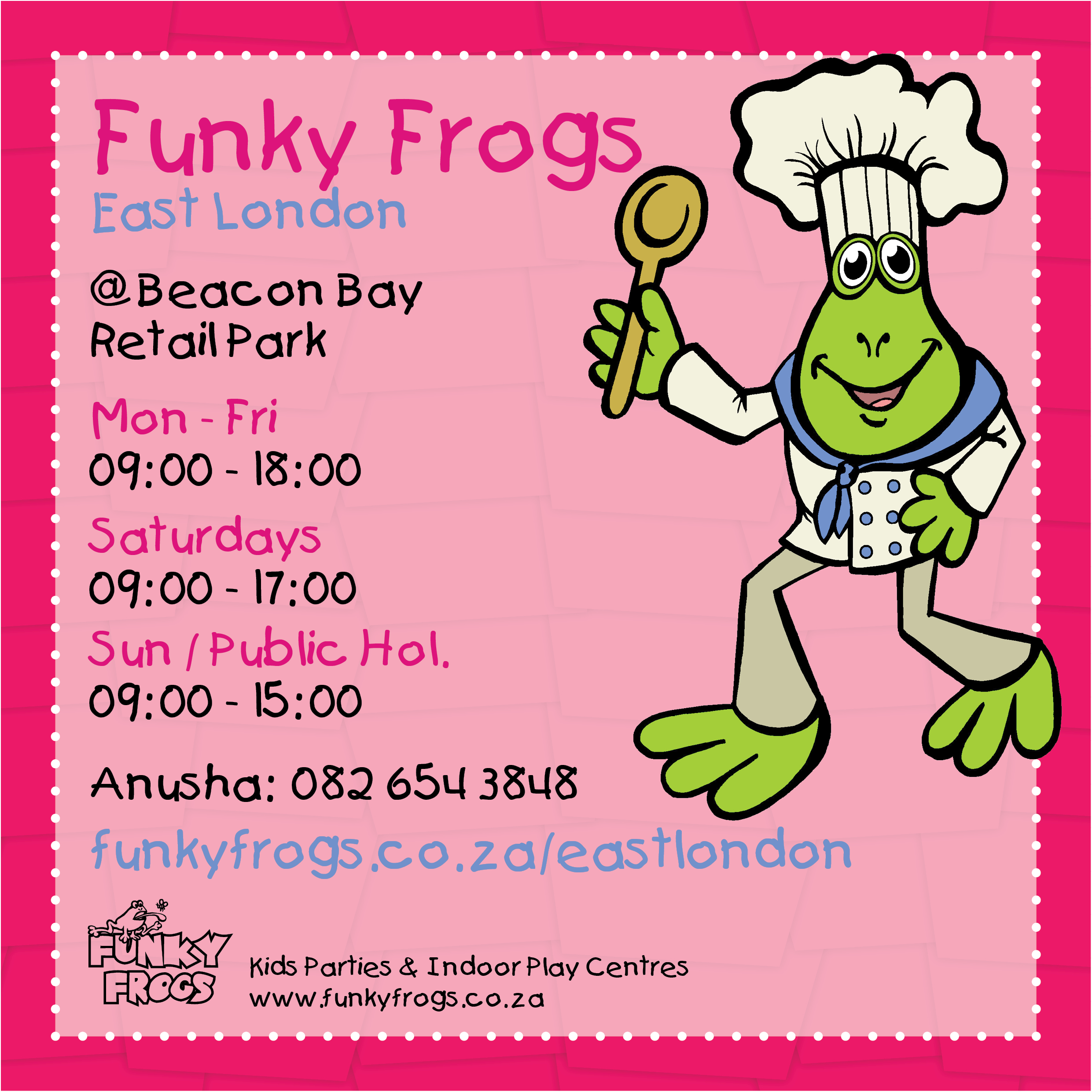 Funky Frogs East London Indoor Play Centre And Kids Parties More - Childrens birthday party ideas east london