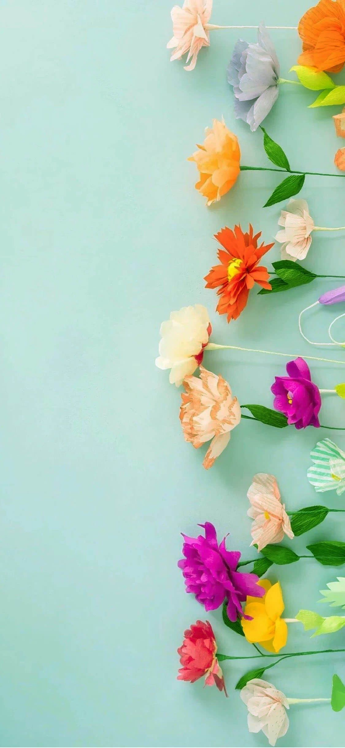 Aesthetic Iphone Pastel Floral Wallpaper Hd 2020 画像あり
