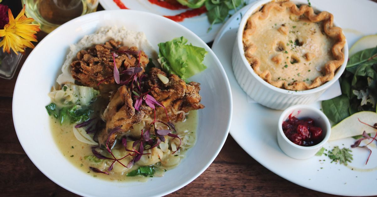 The Absolute Best Vegan And Friendly Restaurants In New York