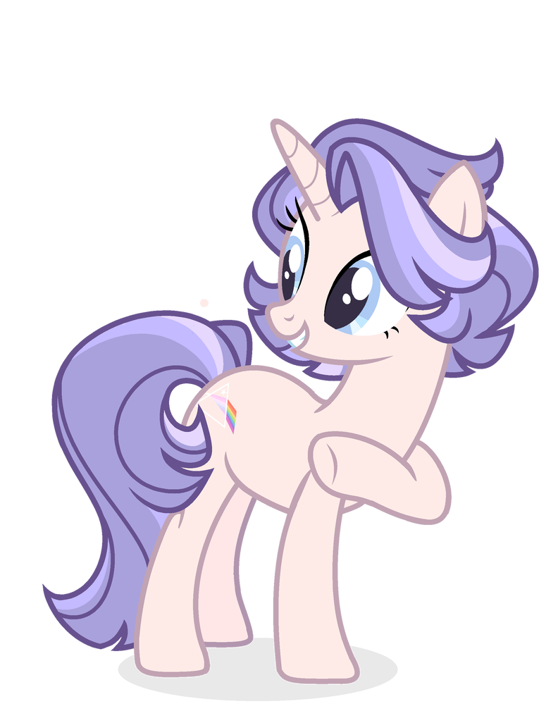 What Do You Think About My Hairstyle Baby By Enifersuch My Little Pony Drawing My Little Pony Pictures Pony Drawing